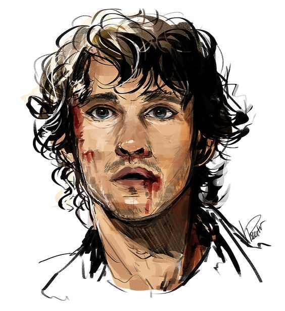 Image result for hannibal and will fanart