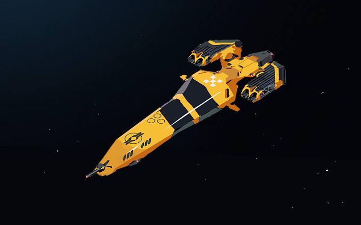 A fun ship design I did. #conceptart #conceptdesign #spaceship #space