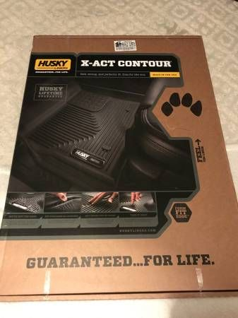 Husky Liner X-Act Contour – 2016+ Tacoma – auto parts – by owner