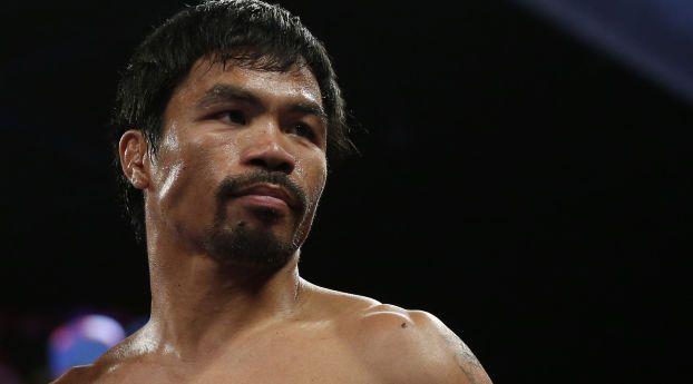 Manny Pacquiao Boxer Champion