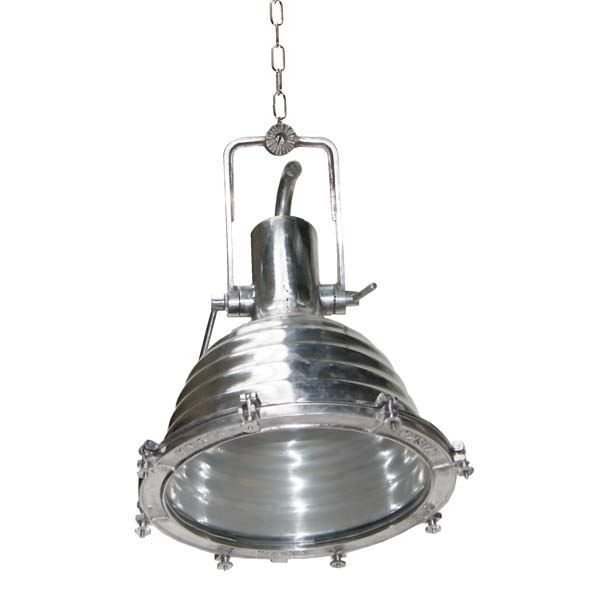 The Tripoli Large Aluminium Cargo Light Has A Strong Industrial Presence That Will Surely Dominate And