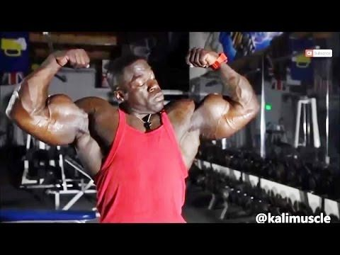 Kali Muscle - How to Build Huge Biceps - YouTube