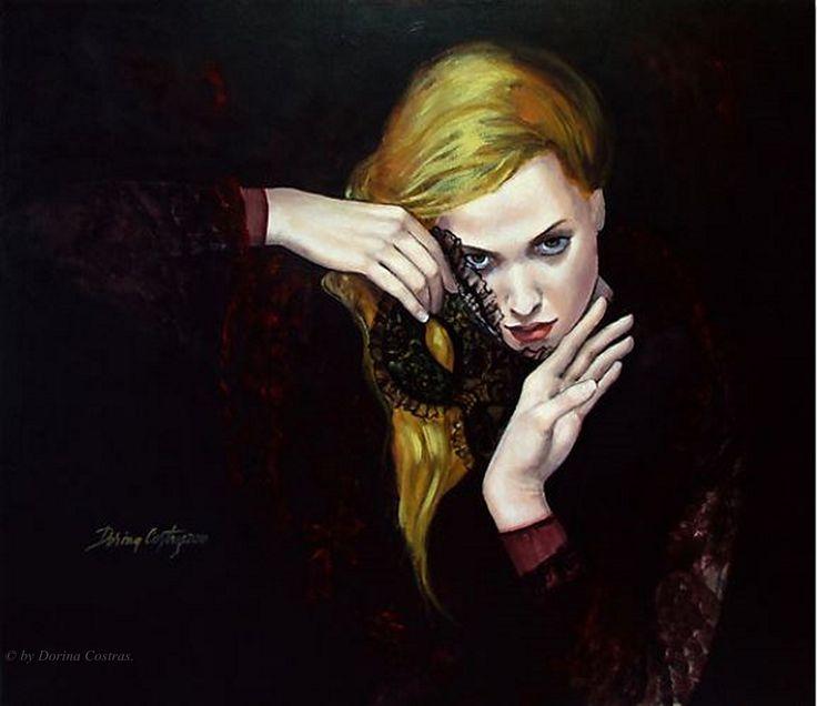 Magie Noir por Dorina Costras.: