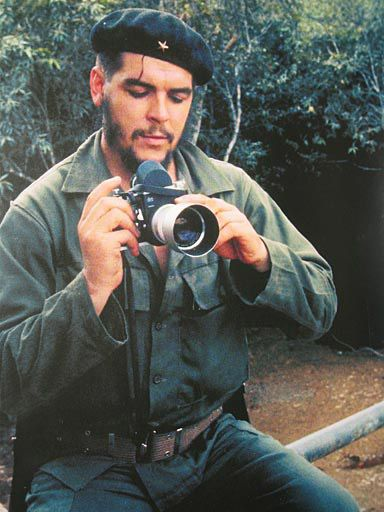 Che Guevara the photographer