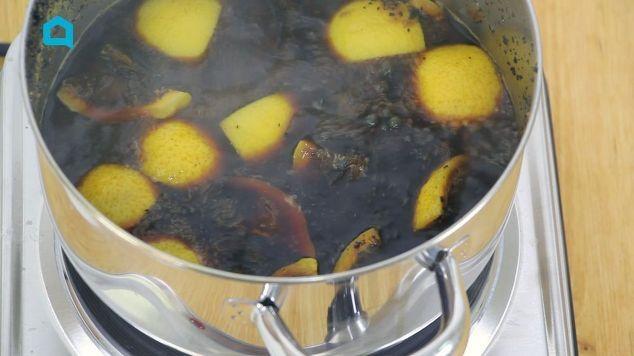 M s de 25 ideas incre bles sobre ollas quemadas limpias en pinterest limpieza de ollas - Clean burnt pot lessminutes ...