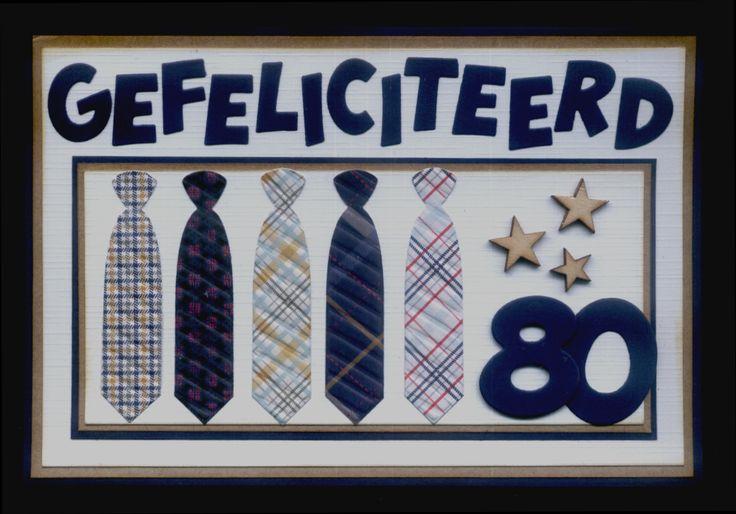 (EK) Gefeliciteerd 80 jaar!!