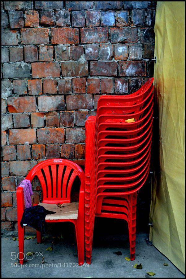 Красные стулья by Veta-B