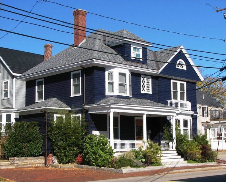 31 best images about maine homes on pinterest trees for Best heating system for new home