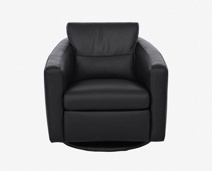 Linus Swivel Glider Chair
