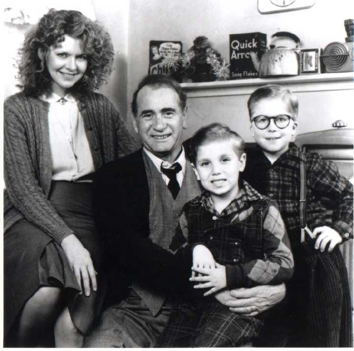 A Christmas Story - it must be watched a dozen times!