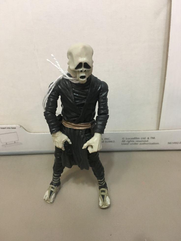 Hasbro Star Wars Givin/Skeleton Face action figure