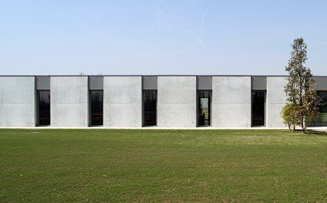 H-ART Headquarters, Roncade, 2015 - zanon architetti associati