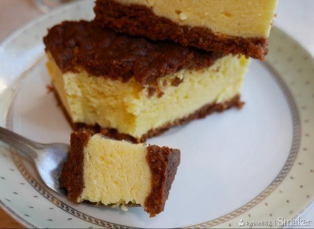 Sernik Ireny Przepis Ze Smaker Pl Recipe Food Cheesecake Desserts