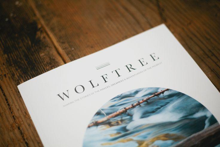 wofltree magazine volume 2