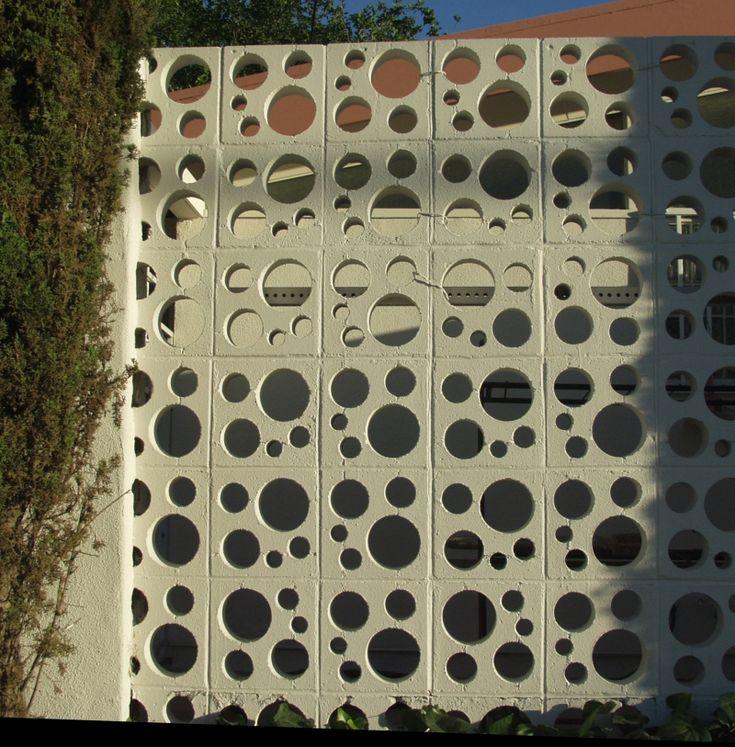 Decorative Concrete Blocks Architecture Pinterest