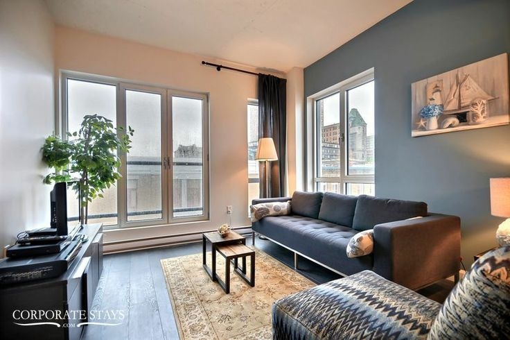 Imagine kicking back in this cool, relaxing one-bedroom in the heart of Quebec City. Book 'Iroquois' now! #QuebecVacation #BusinessTravel