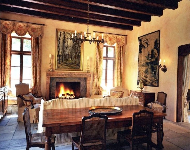 Old World Home Design | Cozy | Home Design   Old World
