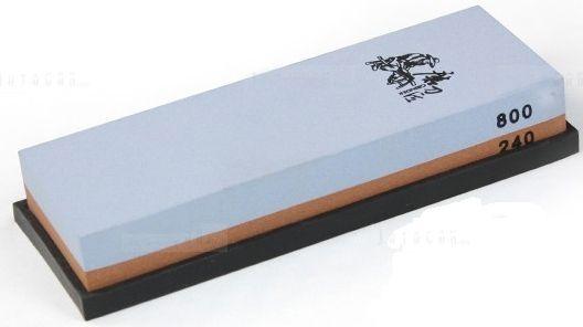Slipestein Grov/Middels fin #240/1000 med holder