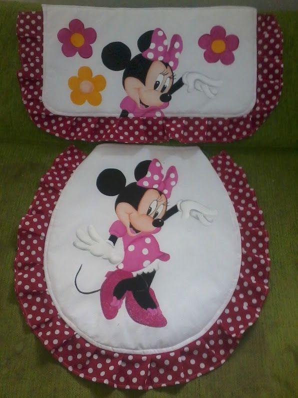 Juegos De Baño Tejidos:Minnie mouse and Mice on Pinterest