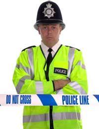 Protecting a Crime Scene