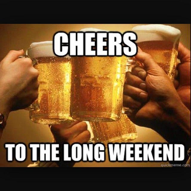 #MofoLounge - Woohoo! Everyone loves a long weekend! - http://mofolounge.com.au/woohoo-long-weekend/
