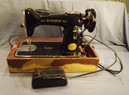 Sewmor 505 Lightweight