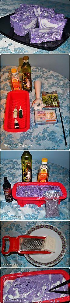 Как сделать взбитое мыло и натуральное мыло для мужчин. Мастер-класс.