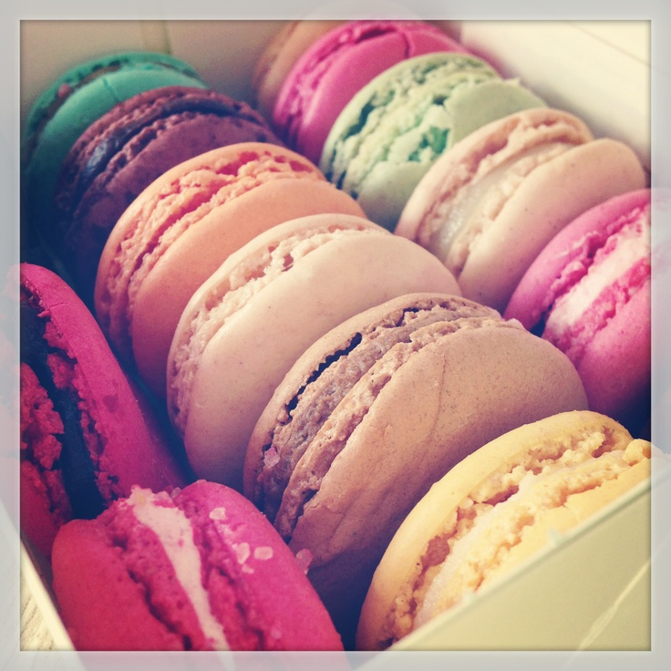 Macarons! I'm so obsessed! Can someone tell me where I can get these in the Dallas,TX area?