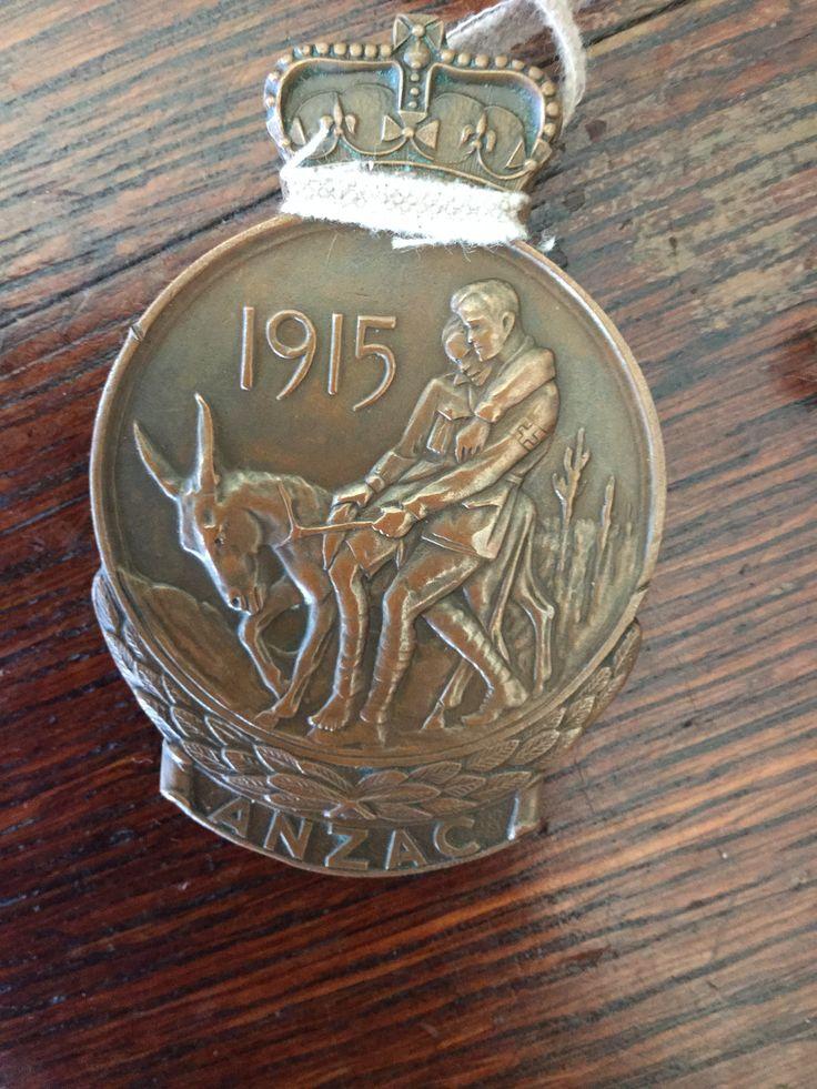 Gallipolli Medal - Albert