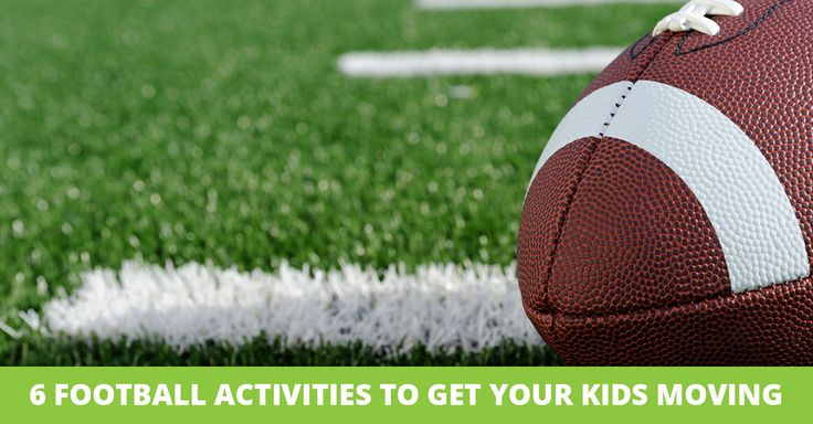 The biggest football game of the year is often associated with lots of unhealthy food. While it's okay to indulge in some delicious game day snacks, this week also presents a great opportunity for your homeschool family or co-op to focus on health. Get your kids moving this week with these 6 activities inspired by workouts and drills that pro football players are evaluated on before they are drafted.
