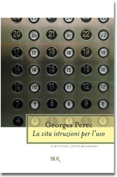"""""""Life, a User's Manual (La vita, istruzioni per l'uso) - Georges Perec"""""""