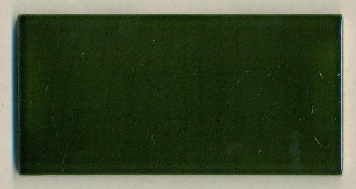 Edwardian Tiles - HT 152x75 Steel Green