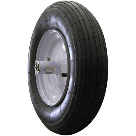 Shepherd 3336 16 inch Tubeless Wheelbarrow Wheel
