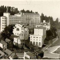 [St. Joseph's Hospital] 1929