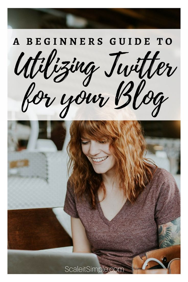 A step by step guide to building a twitter page for bloggers. Increase twitter engagement with tips and tricks to apply to your twitter page.