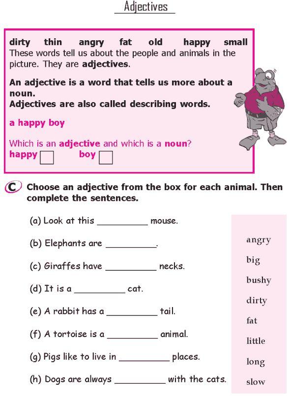 212 Best Grammer Worksheets Images On Pinterest English Classroom