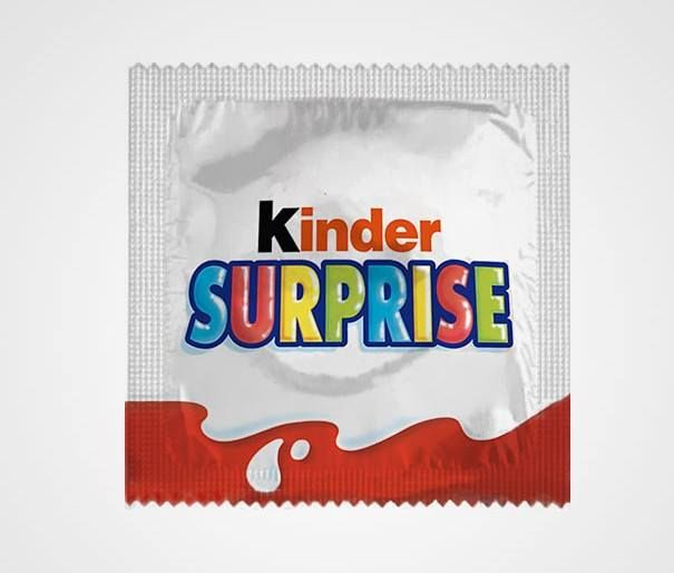 Unexpected Products By Ilya Kalimulin Kinder Surprise