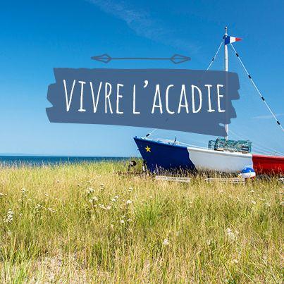 Les Acadiens du Nouveau-Brunswick invitent le monde entier à découvrir leurs traditions, leur musique, leur cuisine et leurs accents. L'Acadie vous accueille à bras ouverts! http://www.tourismenouveaubrunswick.ca/Explorer/Acadie.aspx?utm_source=pinterest&utm_medium=owned&utm_campaign=tnb%20social