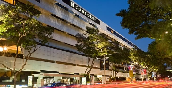 Concorde Hotel Singapore, Business Hotel In Orchard, Singapore - Official Site