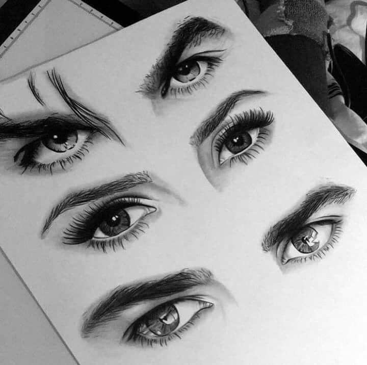 Die besten 25 gesichter zeichnen ideen auf pinterest zeichne gesichter zeichentechniken und - Dessin vampire diaries ...