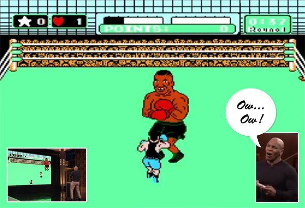 #マイクタイソン 1980年代 #ファミコン 名作「マイクタイソン・パンチアウト!!」に挑戦 http://japa.la/?p=44329 #MikeTyson