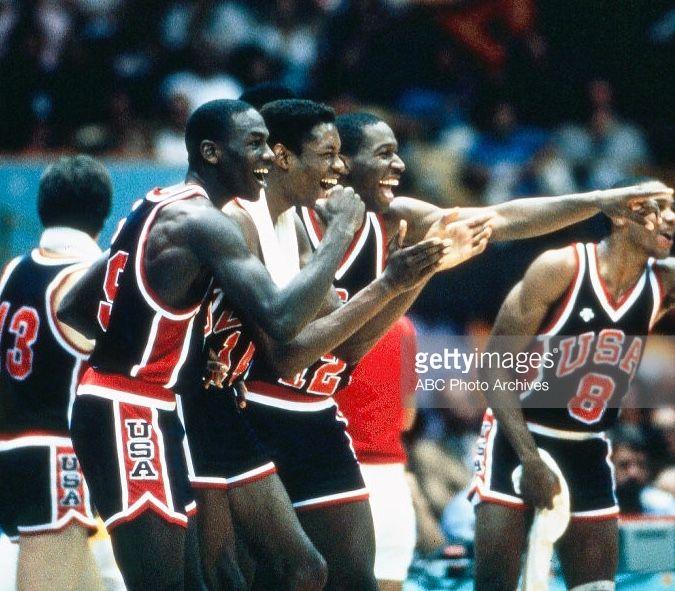 site réputé 707a4 5c4d9 Michael Jordan, Sam Perkins and Waymon Tisdale | Michael ...