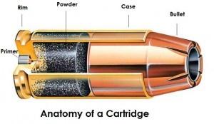 Anatomy of a Cartridge.  Semi-Automatics and Revolvers