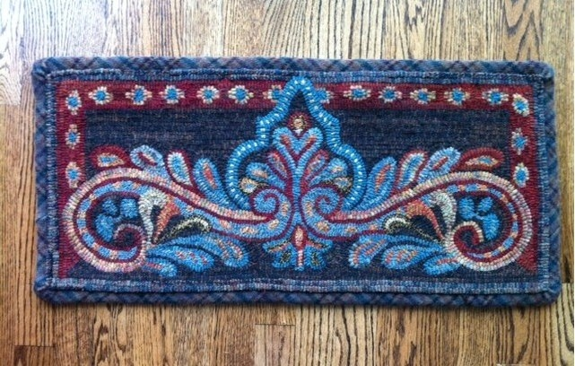 468 Best Rug Hooking The Art Of Traditional Hand Hooked