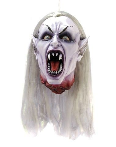 gothic vampire hanging head halloween decorations - Vampire Halloween Decorations