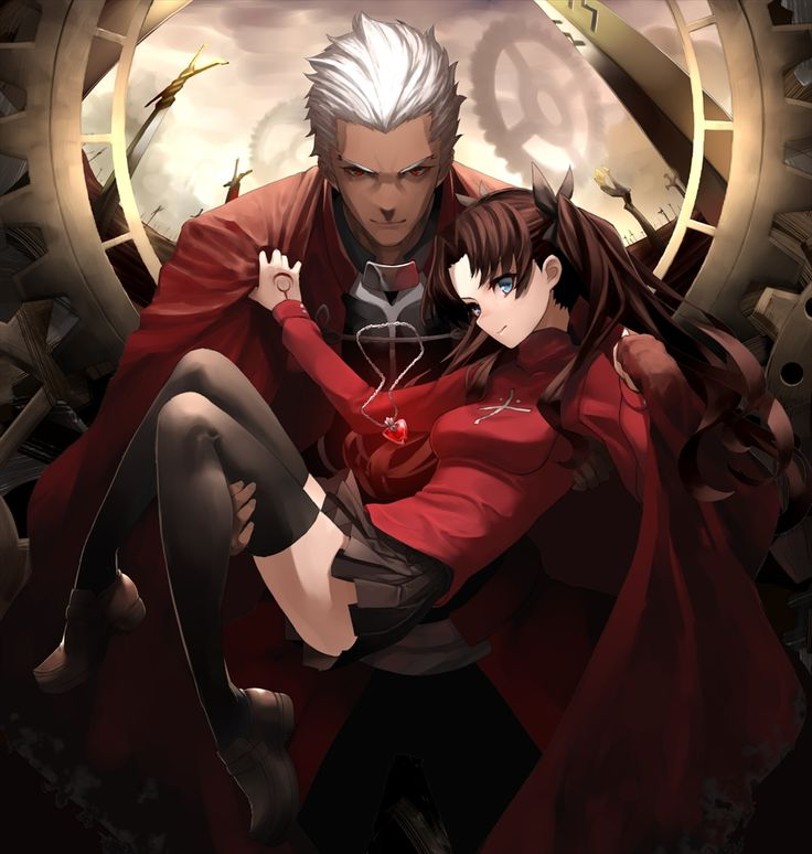 rin and archer relationship with god