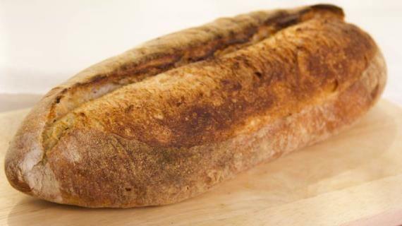 Деревенский хлеб из Апулии, пошаговый рецепт с фото