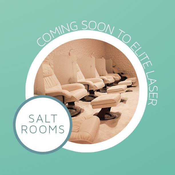Have you heard? #Halotherapy will soon be available at our clinic! Now located in Westmount Square!