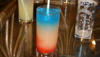 Lagon bleu (Blue Lagoon)   .recettes.qc.ca