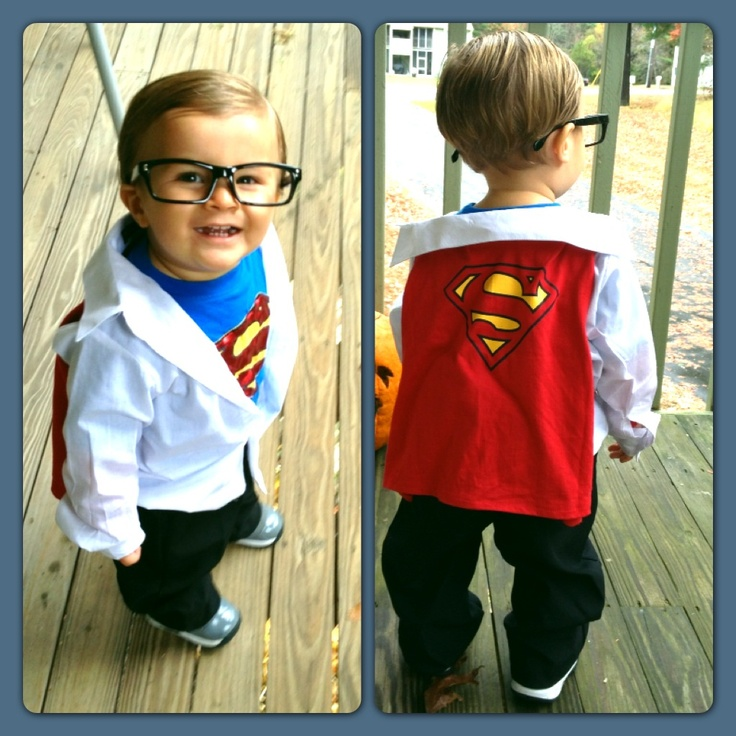 Clark Kent Superman Halloween Costume Party